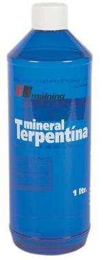 mineral terpentínu
