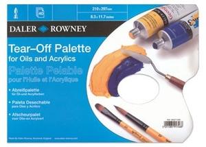 palette tear off