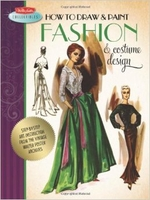 How to Draw and Paint Fashion