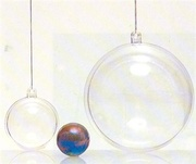 Plast kúlur 3-D