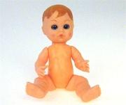 Dukku barn 8cm med har