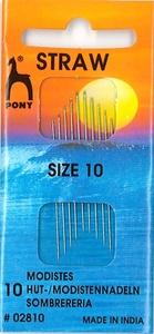 Pony Straw #10